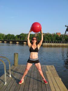 dock ball